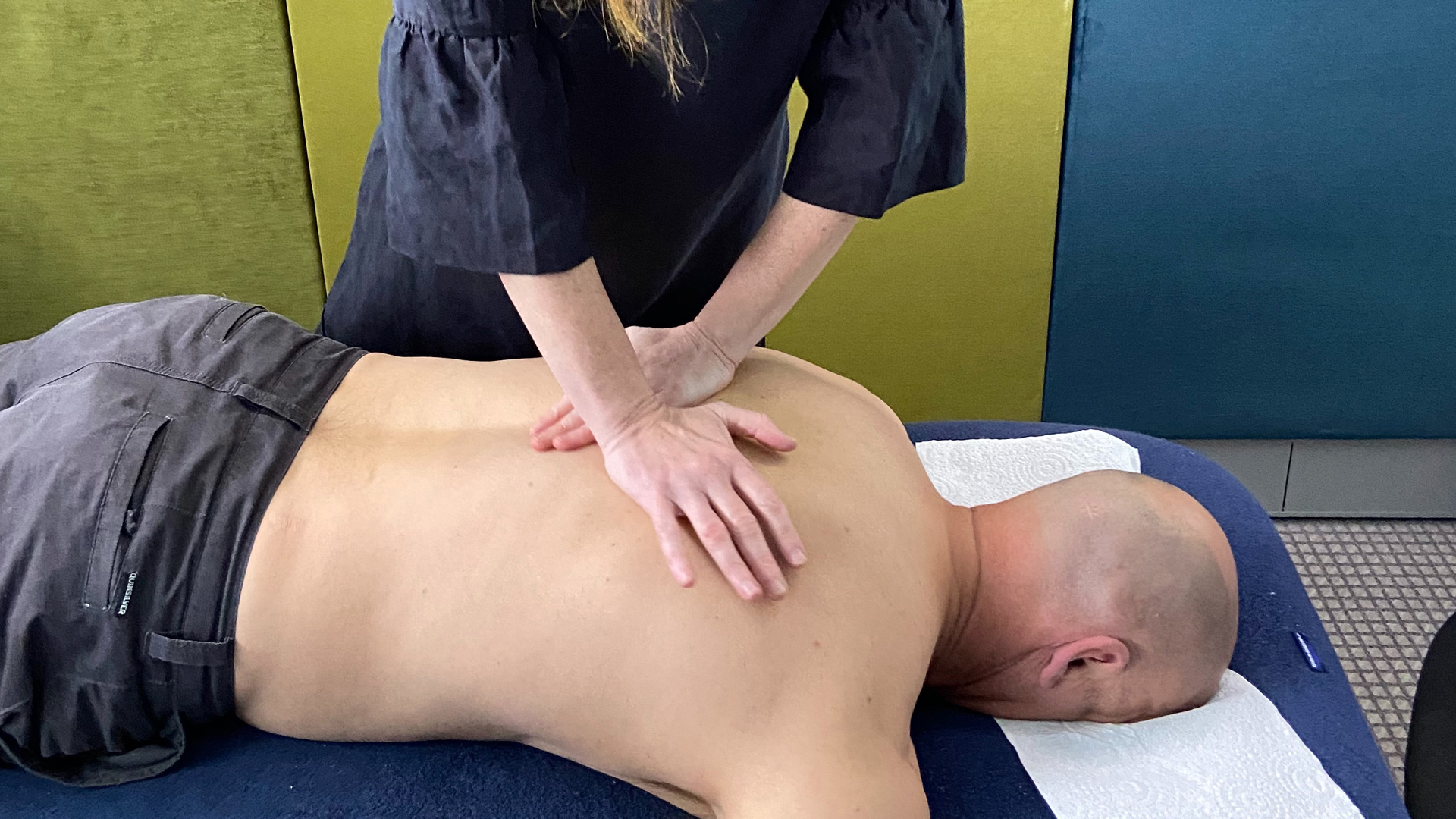 Osteopathy for Adults
